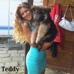 Teddy figlio Falko